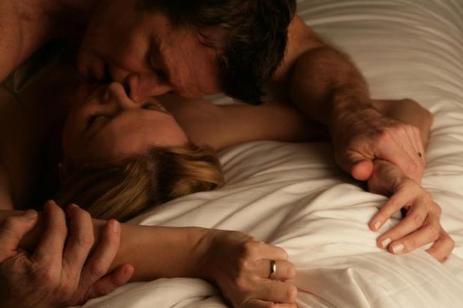 Качественное порно красивое молодая пара