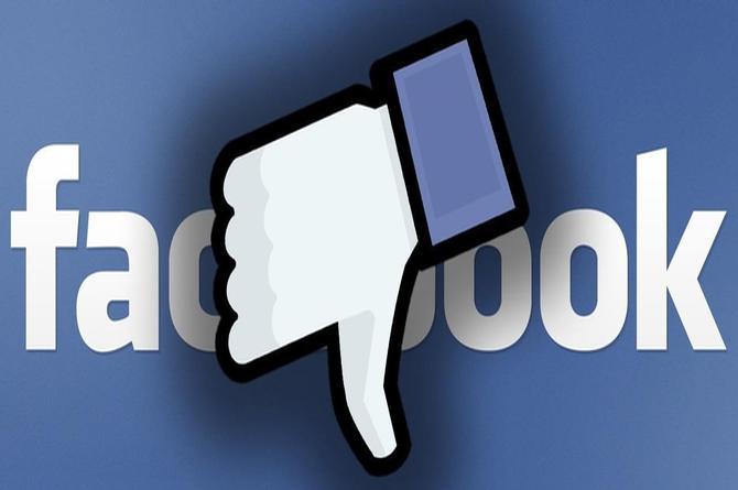 Facebook e Instagram se caen en casi todo el mundo (+MEMES) #facebookdown