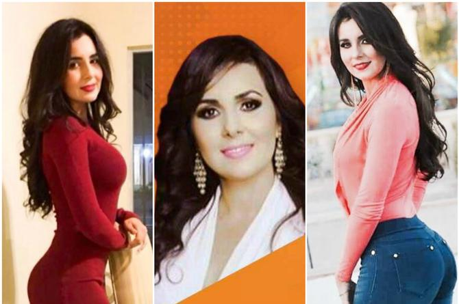 Candidata naranja rompe las redes por su belleza y supuesto video íntimo (+VIDEO)