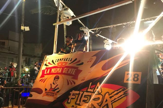 ¡Gracias a ti!, La Fiera 94.1 FM vuelve a dominar el Carnaval de Veracruz! (FOTOS+VIDEOS)