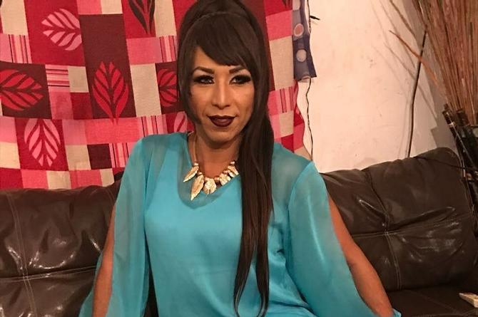 ¡Lo hace de nuevo! #LadyAudios Perla Grinelli avisó a todo el 'choterío' del temblor (+AUDIO)