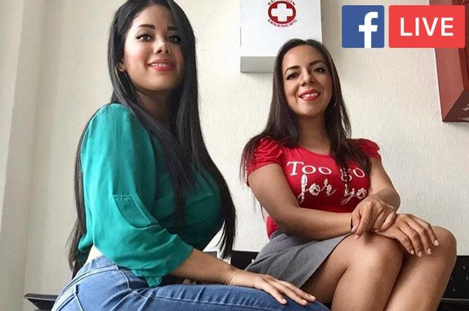 Videos cachondos   Transmisión del 12 de junio   Las Primas