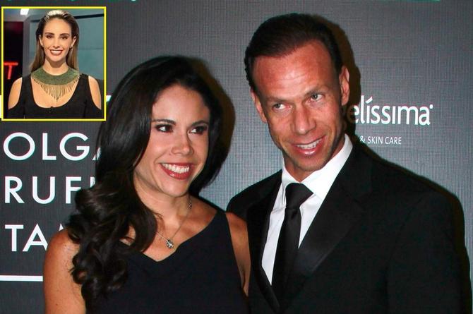 Paola Rojas ya sabía que Zague le ponía los cuernotes