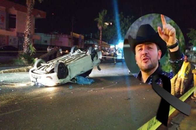 Muere el joven cantante Jorge Valenzuela en terrible accidente automovilístico (+FOTO)