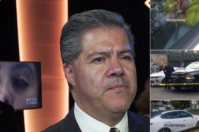 Se suicida en plena calle el productor de Televisa, Santiago Galindo (+VIDEO)