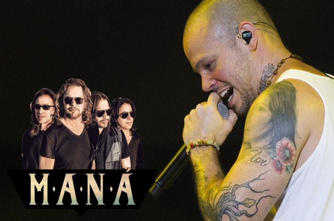 Residente, de Calle 13, se niega a participar en el mismo evento que Maná (+FOTOS)