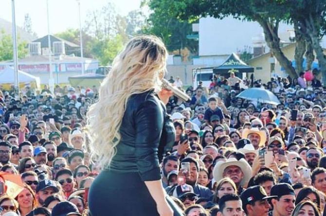 Atacan a Chiquis Rivera tras disculparse por cancelar concierto (+VIDEO)