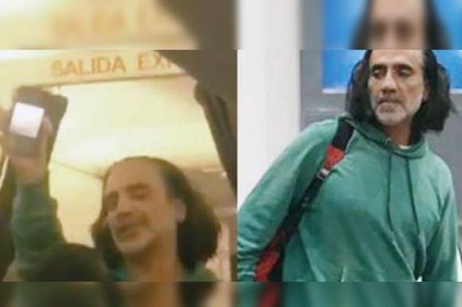 Alejandro Fernández causó pánico en un vuelo ¡por tanto alcohol!