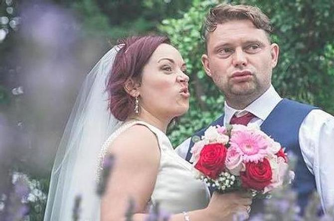 Muere novio en plena fiesta de bodas
