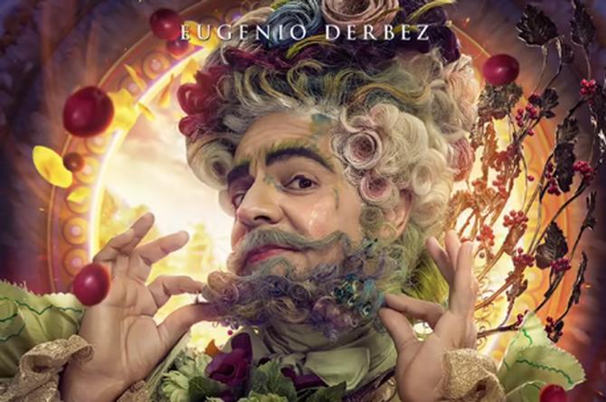 Eugenio Derbez sigue triunfando en Hollywood... ¡Ahora con Disney! (+VIDEO)