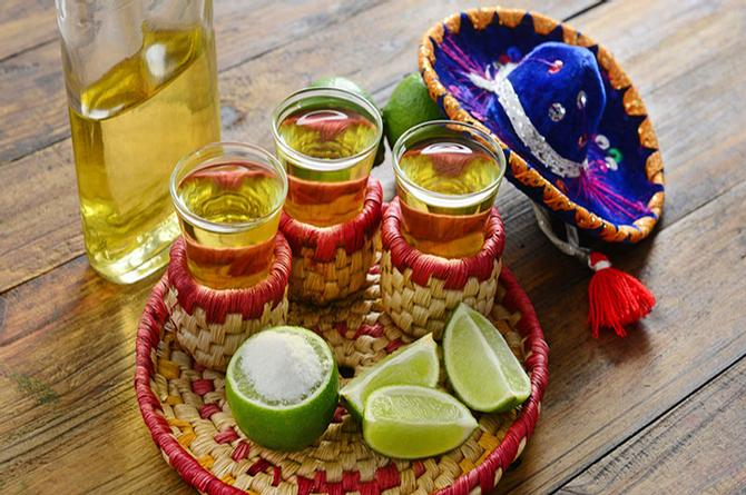 Entérate aquí de la comida y chupitos más deliciosos #EnUnaFiestaMexicana