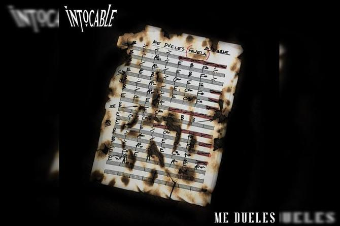 'Me Dueles', lo más nuevo del Grupo Intocable (+VIDEO)