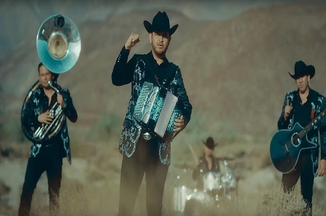 'El Corrido de Juanito', nominado para un Grammy Latino y con millones de vistas en YouTube (+VIDEO)