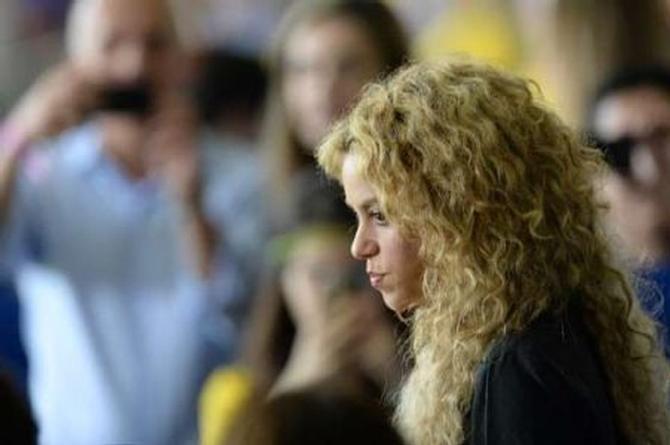 Así se portó Shakira con sus fans en su llegada a México (+VIDEO)