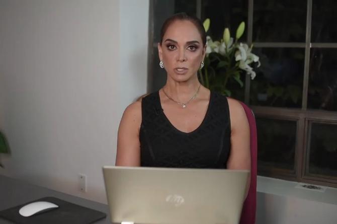 Esto respondió Lupita Jones a quienes la acusan del suicidio de una trans (+VIDEO)