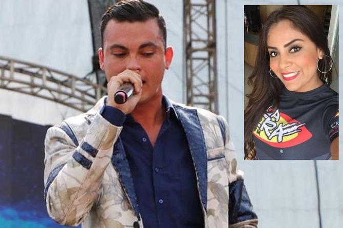 Vocalista de Banda Tierra Sagrada quiere echarse 'hasta 2' con locutora de La Fiera (+VIDEO)