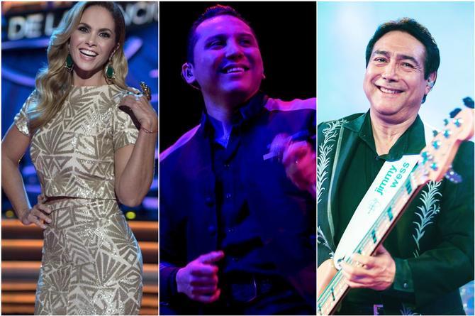 Lucero, Los Ángeles Azules, Edwin Luna y La Trakalosa de Monterrey y muchos artistas más en el homenaje a Jenni Rivera (+FOTOS)