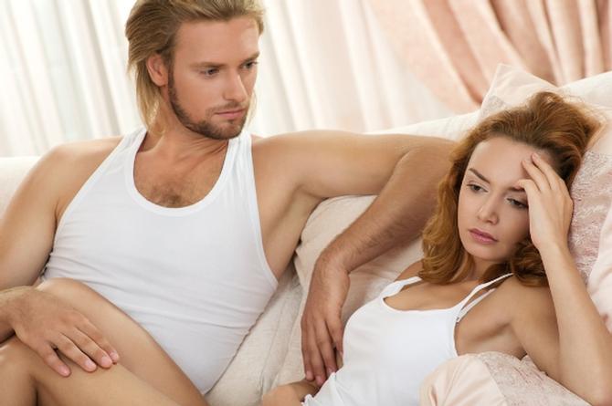 ¿Por qué sangras después del sexo?