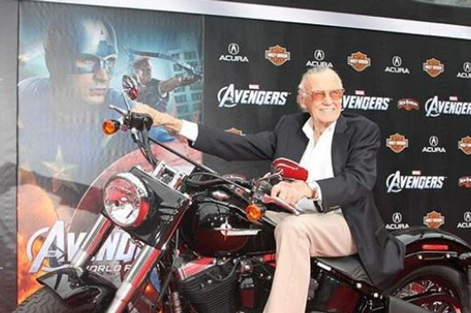 Tras su muerte, dan a conocer el último superhéroe en el que trabajaba Stan Lee