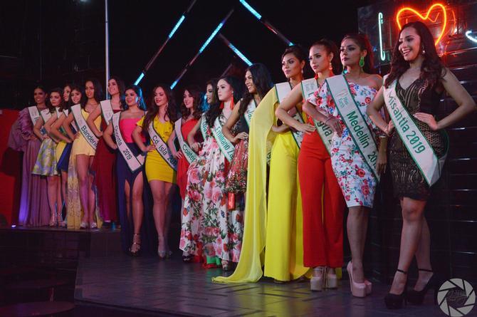 Finalistas de Miss Earth Veracruz 2019 desfilarán por avenida Independencia