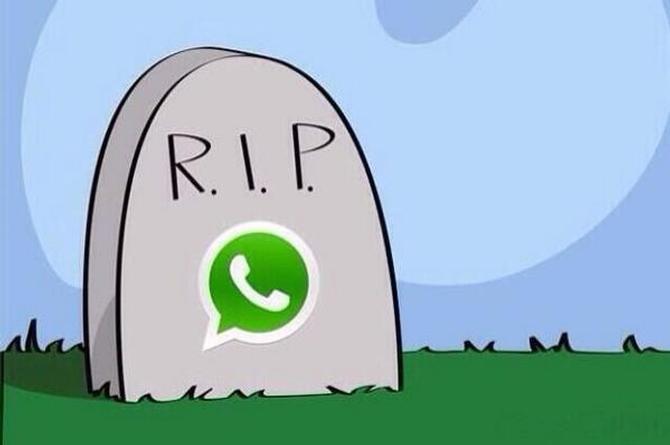 Si tienes uno de estos celulares ya no podrás usar WhatsApp