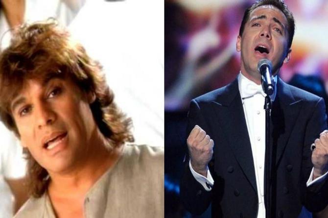 Cristian Castro planea hacer gira junto con Juan Gabriel (+VIDEO)