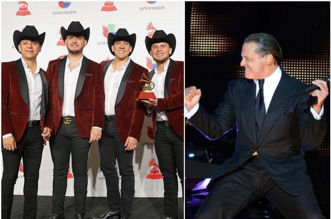 Mexicanos nominados a la 61 entrega de los Grammy