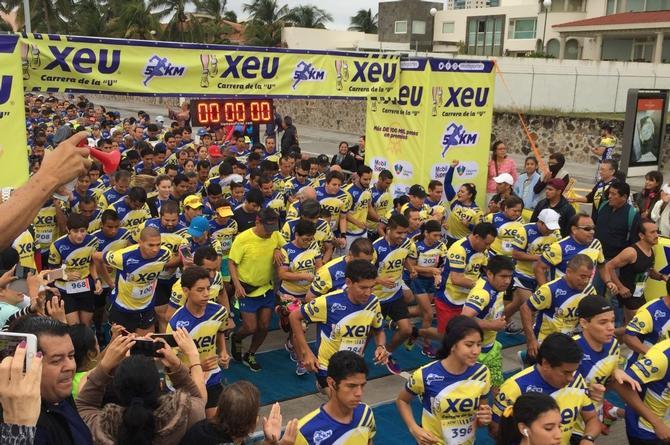 ¡Últimas inscripciones! Este domingo es la Gran Carrera de la U de Veracruz