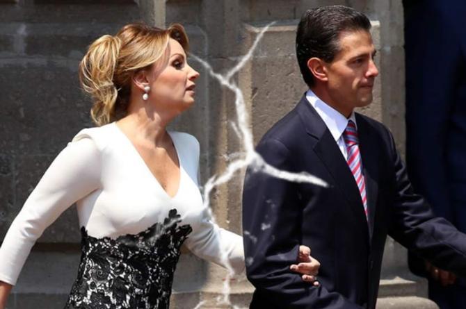 La Gaviota anuncia su divorcio #FOTO