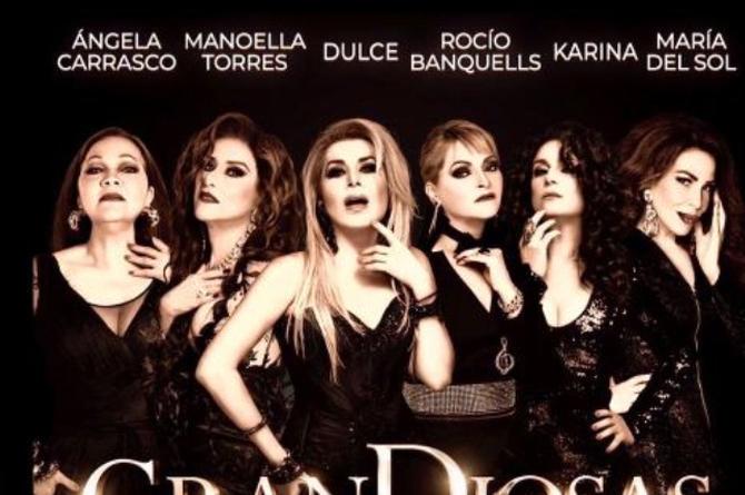 Llegará el concierto de las GranDiosas a Veracruz