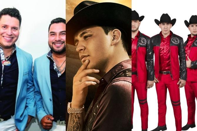 Estos son los nominados a los premios Billboard del regional mexicano