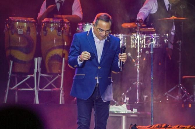 Gilberto Santa Rosa dominará el Festival Internacional de la Salsa #FOTO