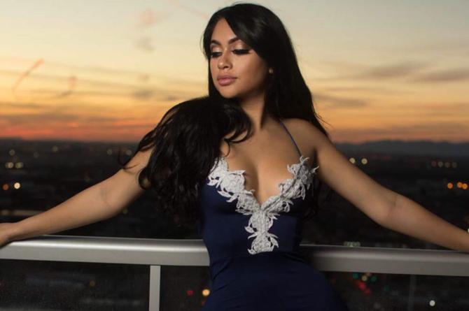 Jailyne Ojeda muestra su sexy trasero en esta #FOTO