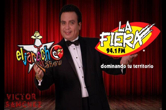 Víctor Sánchez 'El Jarocho' llegará a EUA y Univisión en estas fechas