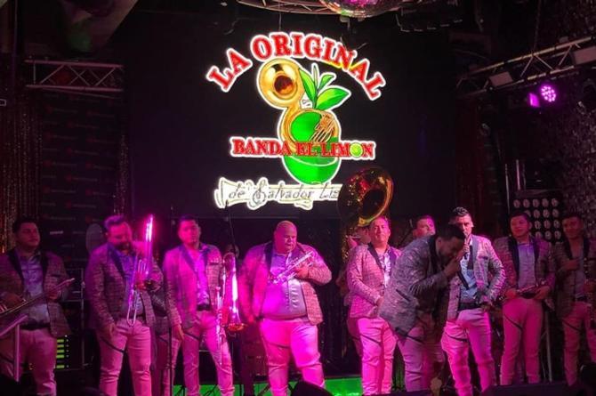 La Original Banda El Limón se presentará en el Zócalo de la Ciudad de México el 15 de septiembre