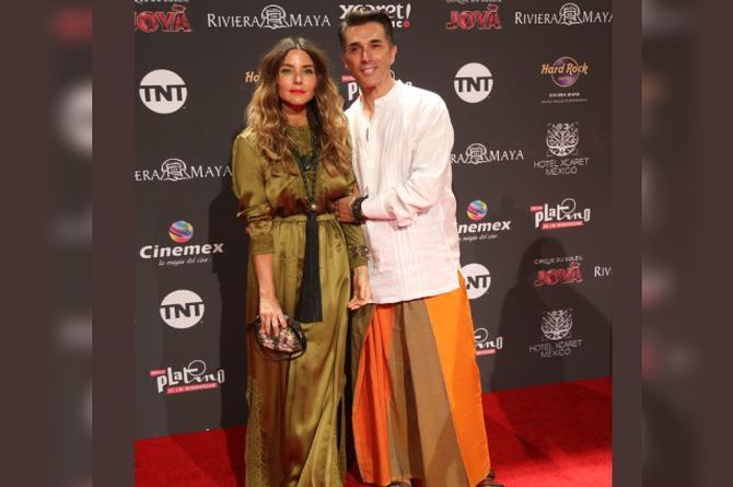 Sergio Mayer dice que una falda no lo hace más o menos hombre #VIDEO