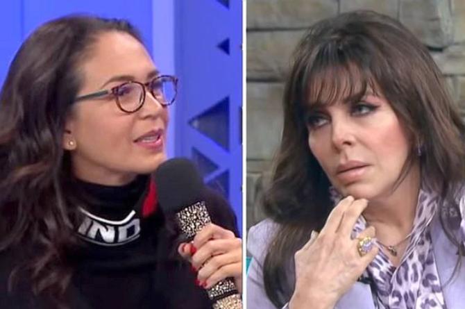 Otra mujer sería el verdadero problema entre Verónica Castro y Yolanda Andrade