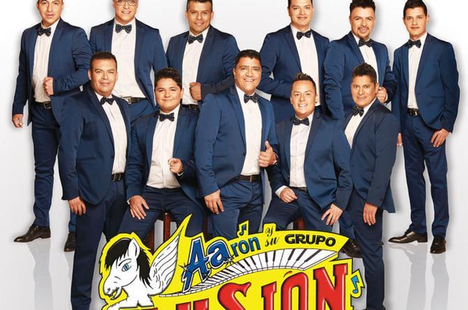 Aarón y su Grupo Ilusión siguen con su tour ´Un poco Locos´