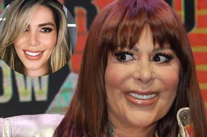 Alejandra Guzmán se enoja con el ex de su hija y busca reconciliarse con ella