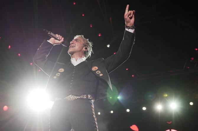 Alejandro Fernández recibirá el Premio a la Herencia Hispana