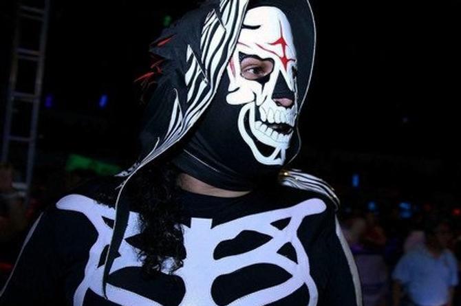 Fallece el luchador de la AAA, La Parka #FOTO