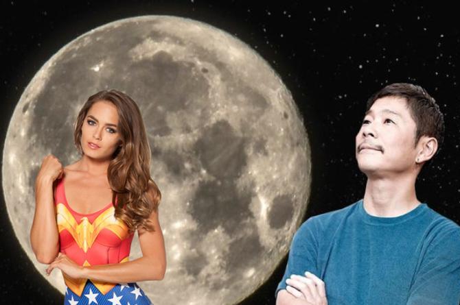 Millonaro busca novia para que vayan a la Luna