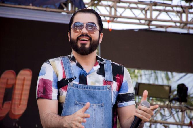 Chico Che Chico lanza repertorio musical con PeeWee y El Bebeto (+video)