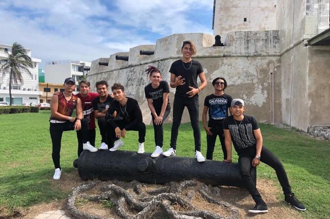 """Los Cumbión promocionan """"La voy a olvidar"""" por el sureste mexicano (+video)"""