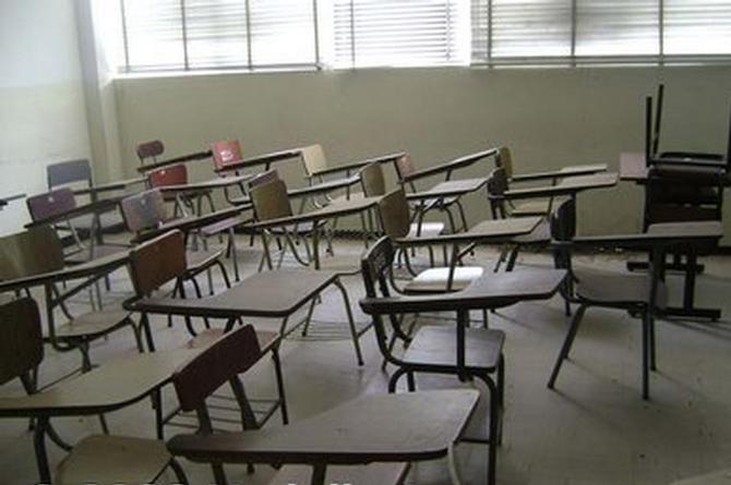 Suspenden clases por fuerte evento de norte en Veracruz y Boca del Río