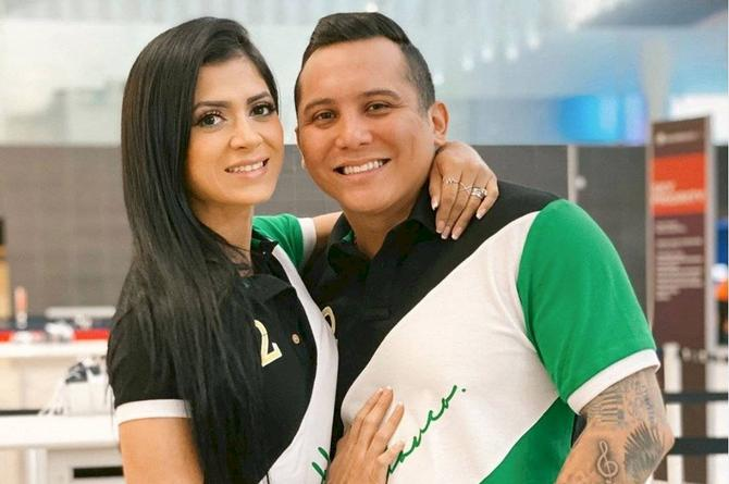 Esposa de Edwin Luna de La Trakalosa ya no lo soporta en la cuarentena (+video)