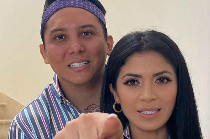 Haters atacan a Edwin Luna y Andrea Escalona por su dueto (+video)