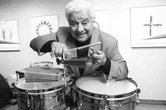 Proyectan llevar al cine la vida de Tito Puente