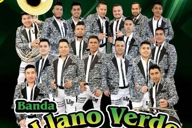 Banda Llano Verde es tendencia gracias a 'La Danza de los Viejitos' (+video)