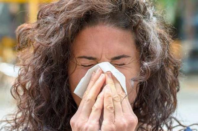 Estos son los síntomas y tratamientos para las alergias respiratorias